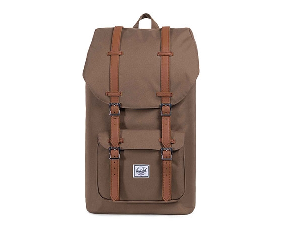LITTLE AMERICA Cub/Tan Synthetic Leather